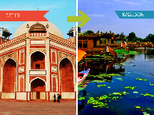 Top 13 Travel Agents for Kashmir from Delhi