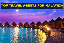 Top 15 Travel Agents for Malaysia in 2017