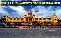 Top 8 Travel Agents from Bengaluru in 2017