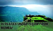 14 Places Under 150 km from Mumbai