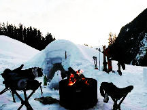 Fulfill your dream of staying in an Igloo in Manali