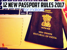 Filing for an Indian Passport is easier from 2017 - 12 New passport rules announced by Sushma Swaraj