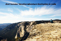 Best summer vacations adventure destinations in India