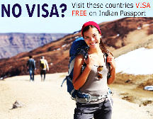 Top 6 Countries Offering Visa on Arrival for Indians