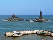 Cochin-munnar-thekkady-alleppey-kovallam-kanyakumarin Tour P