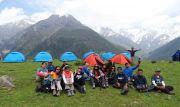 Adventure Camping In Mcleodganj Dharamshala Triund