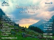 Kasol-kheerganga Package Only For Women (02 Nights / 03 Days