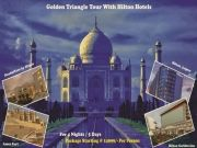 Golden Triangle Tour With Hilton Hotels