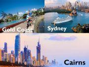 SIMPLY AUSTRALIA (  8 Nights )