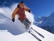 Winter Skiing Group Training In Manali Solang Valley