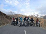 Manali Leh Motarbike Tour