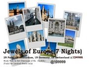 Jewels of Europe(7 Nights) (  7 Nights )