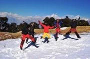 2night 3days  Auli Package Minmum Two Pax