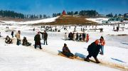 Kashmir Tour Package For Family From 8500.call Biju.