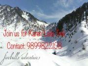 Kareri Lake Trek - Dhramshala
