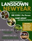 Lansdowne New Year Package