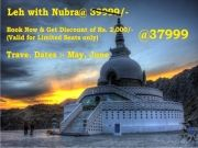 Leh With Nubra(5 Nights)