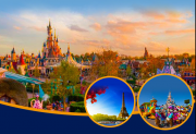 Paris With Disneyland ( 4 Days/ 3 Nights )