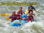 River Rafting With Shivpuri Camp
