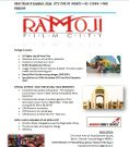 New Year @ Ramoji Film City (  2 Nights )