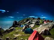 Camping In Mcleodganj Dharamshala Triund (  1 Nights )