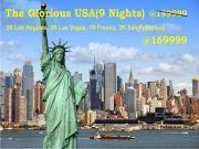 The Glorious USA(9 Nights) ( 10 Days/ 9 Nights )