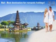 Bali Tour Package  Bali Holiday Package