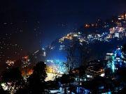 Glimpse Of Himalaya