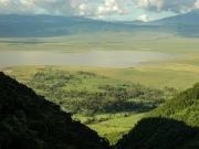 Tanzania Ngorongoro Crater Serengeti Tour