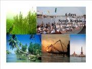 Kerala Cochin Munnar Alleppey 5 Nights / 6 Days (  5 Nights )