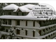 Himachal Blissful Tour 8 Nights / 9 Days