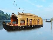 Kerala Weekend with Houseboat Tour