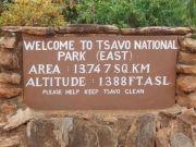 2 Days 1 Over Night Tsavo East