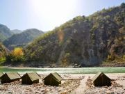Camping In Rishkesh