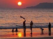 Beach Holidays : Goa, India (  )