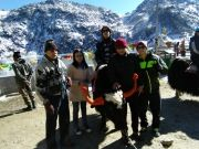 Delighted Bhutan