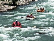 Icy Cold Water Rafting in Beas