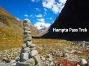 Hampta Pass Trek Manali