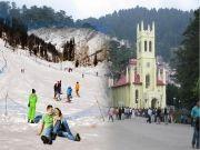 Shimla - Manali By Individual Cab