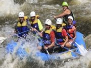 Amazing Camping And River Rafting In Rishikesh