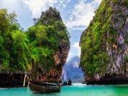 Phuket, Krabi & Bangkok Package