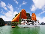 Halong Bay - Syrena Cruise