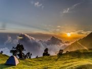 Full Moon Triund Tour Package