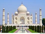 Taj Mahal Trip By Gatiman Express (semi Bullet Train)