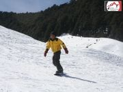 Skiing Holiday In Auli
