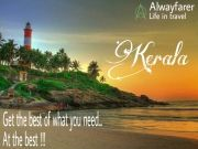 Kerala 3* Journey For Cochin, Munnar And Alleppey For 5Days (  )