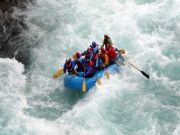 Rishikesh River Rafting From Delhi