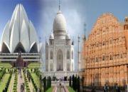 The Golden Triangle Tour ex Delhi