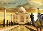 Golden Triangle Tour With Central India