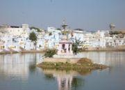 Golden Triangle With Pushkar Baloon Safari Tour (  )